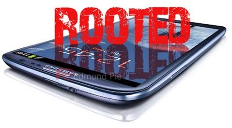 guida root galaxy s3