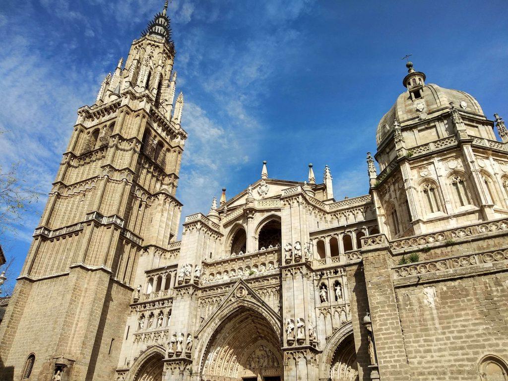 Fotografia chiesa diurna