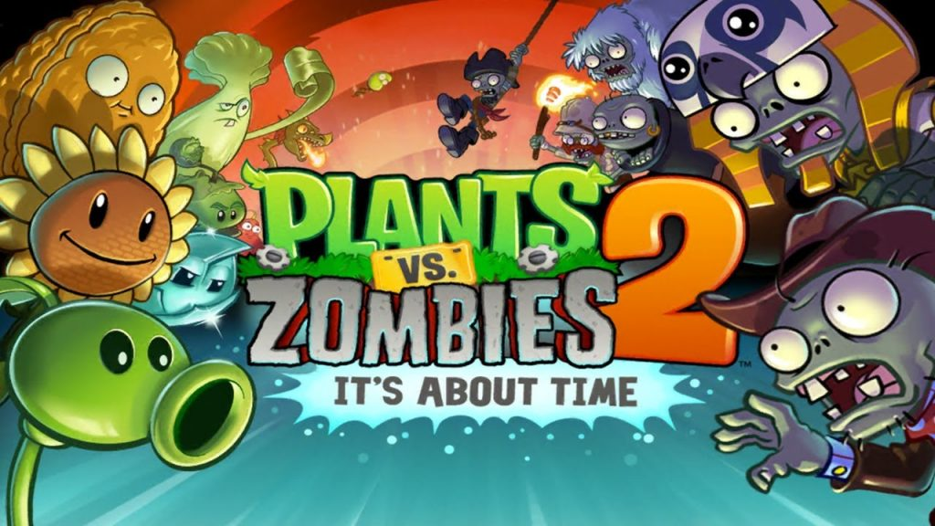 Plants Vs Zombies 2 strategia android
