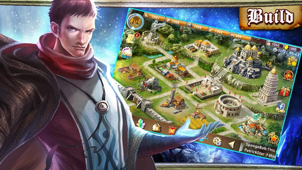 age of warring empire strategia gratis android
