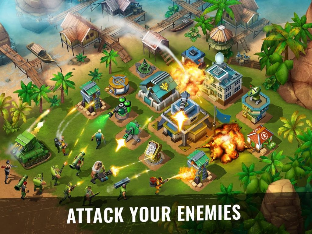 army of heroes apk download strategia