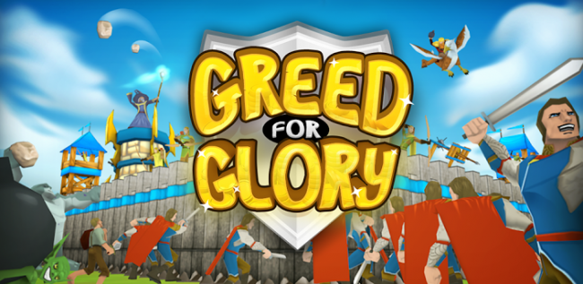 greed for Glory War Strategy gioco android